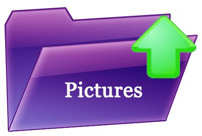 upload pictures