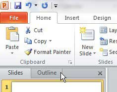 how to change the line spacing on all powerpoint slides