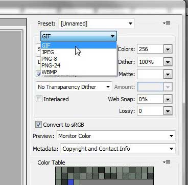 how to create a gif in photoshop cs5