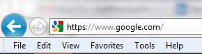 how to display the menu bar in internet explorer 9