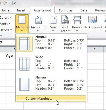 How to Center Worksheet Horizontally and Vertically in Excel ...