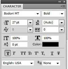How to Change Text Font in Photoshop CS5 - Solve Your Tech