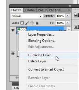 how to copy layer between images in photoshop cs5