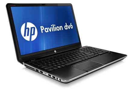 HP Pavilion dv6-7010us review