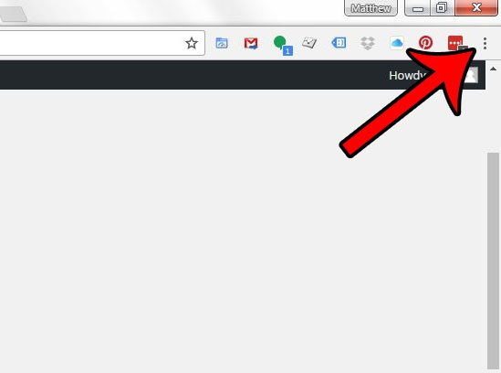 chrome hide bookmarks bar