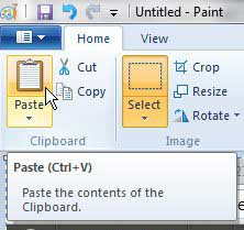 how to make a screen shot in windows 7