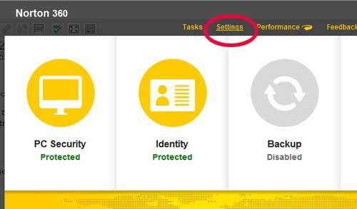 How to turn off download intelligence in norton 360 v6 solve.