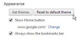 how do you get rid of themes in google chrome solve your tech