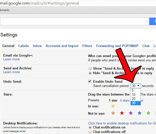 How To Recall An Email >> How To Recall An Email In Gmail Solve Your Tech