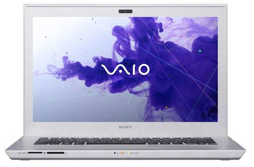 front of the Sony VAIO T Series SVT14117CXS