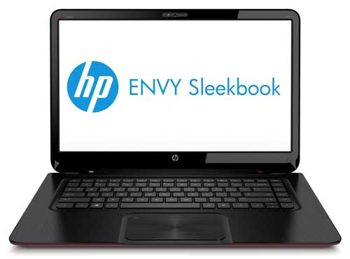 The front of the HP Envy 6-1110us