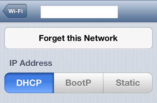 iOS Trick - Connect to WiFi without Password on iPhone or Mac