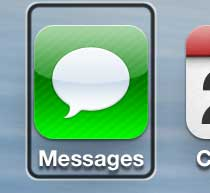 How to Stop Displaying a Black Box Around Icons on the iPhone 5