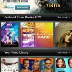 Amazon Instant iPhone 5 app