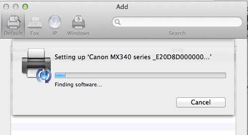 Install a Wi-Fi Printer in Mac OS X 10 8 - Solve Your Tech