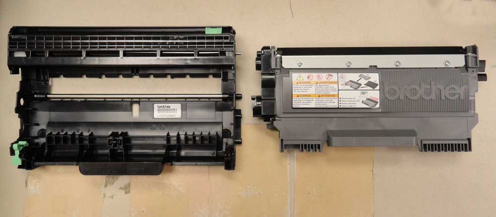 How to Replace the Toner on the Brother HL2270DW - Solve