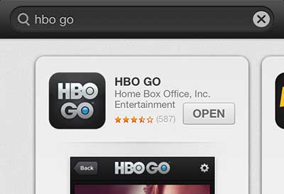 download and install hbo go