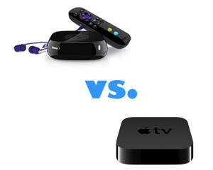 roku 3 vs. the apple tv