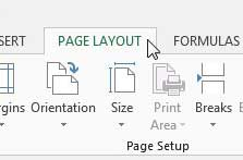 How to Print Each Worksheet of an Excel 2013 Workbook on One Page ...