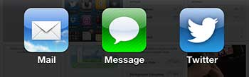 how to email a picture to yourself from the iphone 5