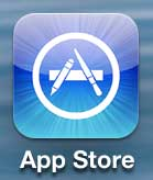 how to download an app on the iPhone 5