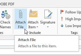 How to Send an Entire Folder of Files as an Attachment in