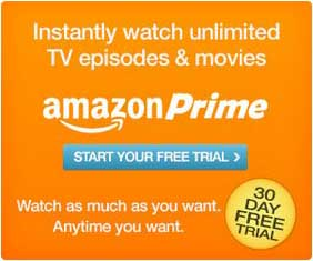 start an amazon free trial to stream free amazon videos
