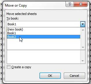how to copy a worksheet in excel 2010