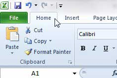 how to keep column widths when you paste in excel 2010