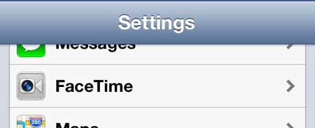 how to use facetime over cellular on iphone 5