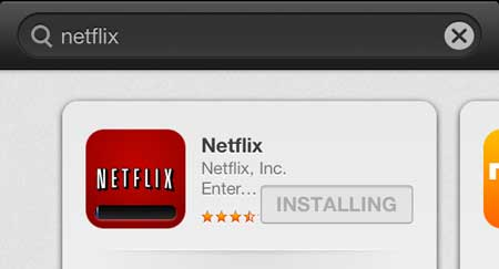 how to watch netflix on the iphone 5