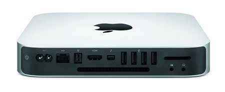 back of the mac mini