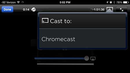 watch hbo go movies on the chromecast