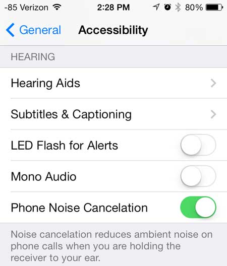 how to disable flash notifications on the iphone 5