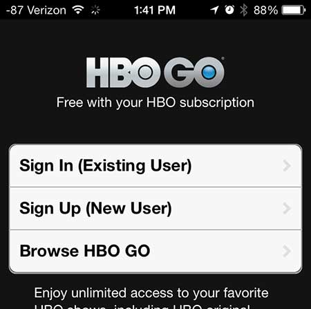 How to Watch HBO Movies on Your iPhone 5 - Solve Your Tech