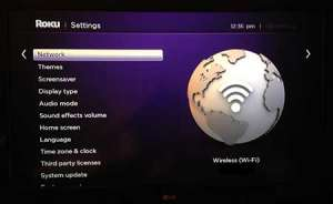 How to Connect to a Different Wi-Fi Network on the Roku 1