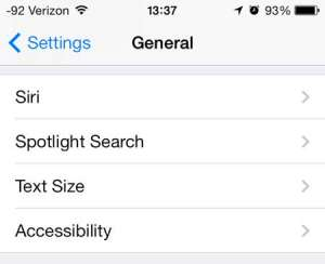 how to use spotlight search on the iphone 5