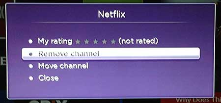 how to delete watched by netflix