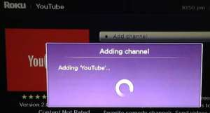 how to watch youtube on the roku 3