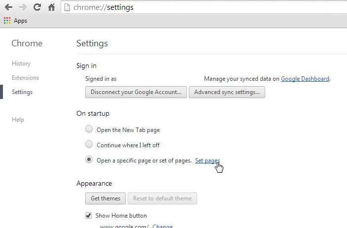 How to Change Your Startup Page in Google Chrome - Solve Your Tech