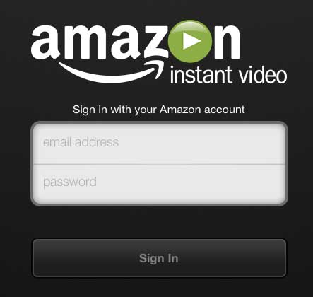 how to watch amazon videos on the ipad