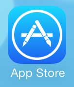 launch the iphone app store