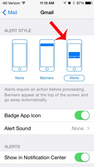 how to show gmail previews on your iphone lock screen