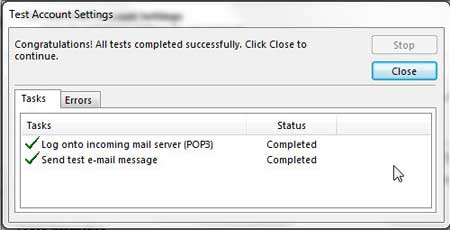 how to change your email password in Outlook 2013