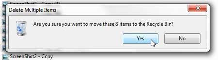 how to delete files from a flash drive in windows 7