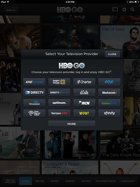 How to Watch HBO Go on the iPad - Solve Your Tech