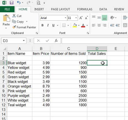 how to create a formula in excel 2013 solve your tech