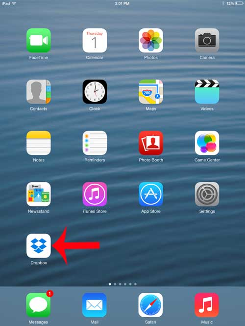 press the home button when you are done moving apps