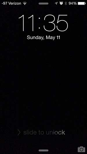 How To Turn Off Flashlight On Iphone >> How To Turn Off The Flashlight On The Iphone 5 Solve Your Tech