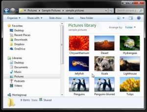 how to set the desktop background picture in windows 7